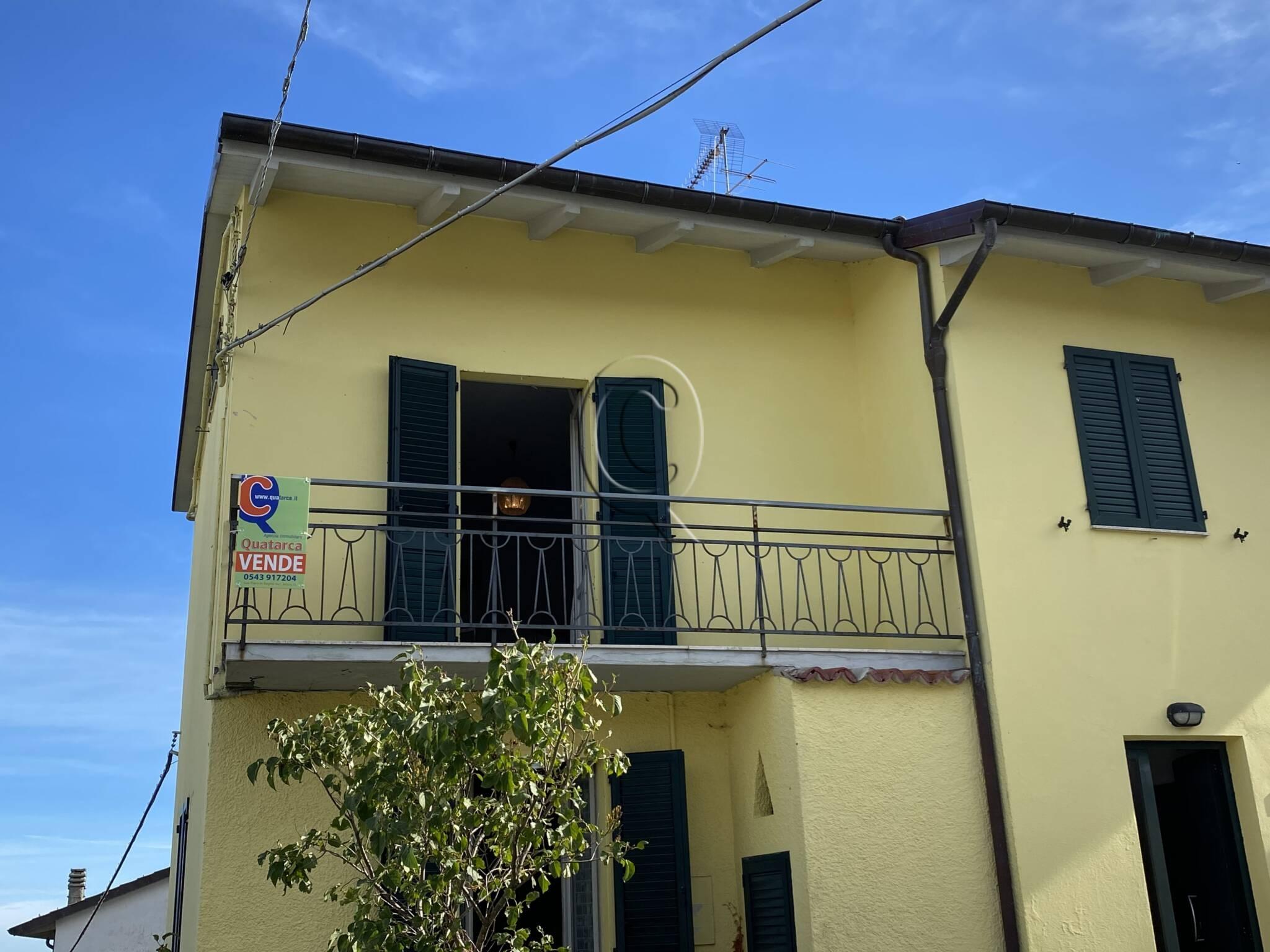 Casa indipendente località Rio Freddo, Verghereto ...